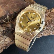 Omega Constellation Men nuevo 2020 Automático Reloj con estuche y documentos originales 12350382158001