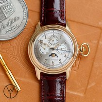 Glashütte Original Julius Assmann Red gold 45mm
