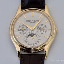 Patek Philippe Perpetual Calendar 37mm Argent