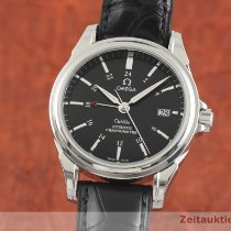 Omega De Ville Co-Axial Zeljezo 38.5mm Crn