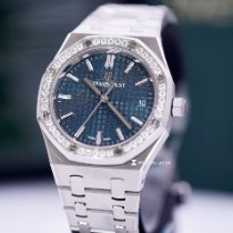 Audemars Piguet Royal Oak Steel 34mm Blue No numerals Thailand, Bangkok