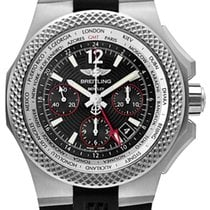 Breitling Bentley GMT Titanium 45mm Black United States of America, California, Moorpark