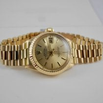 Rolex Oyster Perpetual Lady Date 6517 1968 tweedehands