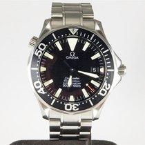 Omega 22545000 Steel Seamaster Diver 300 M 41mm pre-owned