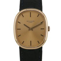Patek Philippe Golden Ellipse Yellow gold 32mm No numerals