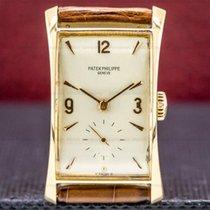 Patek Philippe Hour Glass Pозовое золото 22mm Cеребро Aрабские