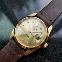 Tudor Prince Date Gold/Steel 34mm United States of America, California, Beverly Hills