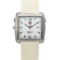 TAG Heuer Professional Golf Watch Steel 36mm White