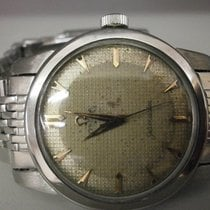 Omega Seamaster pre-owned 35mm Steel