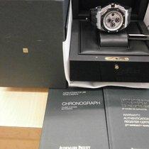Audemars Piguet Royal Oak Offshore Chronograph Acier 44mm Noir