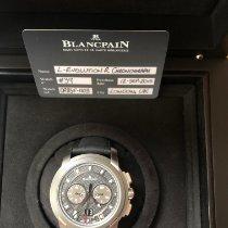 Blancpain L-Evolution Acél 43.5mm Fekete