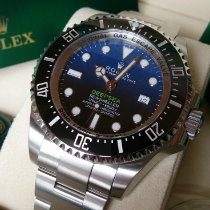 Rolex Sea-Dweller Deepsea Сталь
