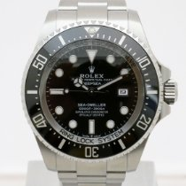 Rolex Sea-Dweller Deepsea Acciaio 44mm Nero Senza numeri Italia, Casale Monferrato