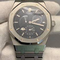 Audemars Piguet Royal Oak Dual Time 26120ST.OO.1220ST.03 Very good Steel 39mm Automatic United Kingdom, London
