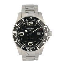 Longines Steel HydroConquest 39mm pre-owned
