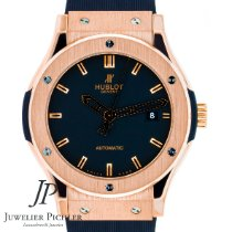 Hublot Rose gold 42mm Automatic 542.OX.1180.LR pre-owned