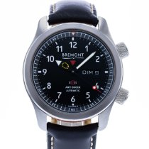 Bremont MB MBII-BK 2010 pre-owned