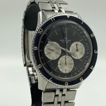 Breitling Top Time Steel 42mm Black Arabic numerals