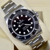 Rolex Submariner (No Date) Steel 40mm Black No numerals United States of America, Virginia, Arlington