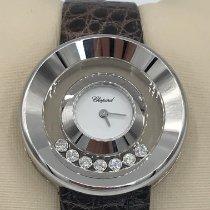 Chopard Happy Diamonds White gold 33mm White