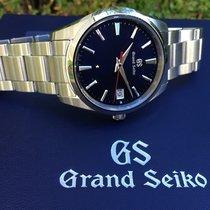 Seiko Grand Seiko SBGP007 Neu Stahl 40mm Quarz