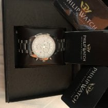 Philip Watch Steel Quartz new Blaze