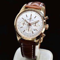 Breitling Transocean Chronograph Rose gold 43mm Silver No numerals United States of America, Texas, Frisco