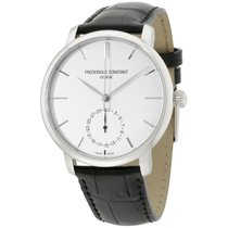 Frederique Constant Manufacture Slimline Steel 42mm Silver United States of America, New Jersey, Somerset
