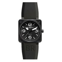 Bell & Ross BR 01-92 new Automatic Watch with original box BR0192-BL-CA