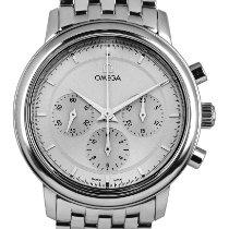 Omega De Ville Prestige Steel 36mm Silver No numerals United States of America, New York, Greenvale