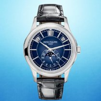 Patek Philippe White gold 40mm Automatic 5205G-013 pre-owned United States of America, New York, New York