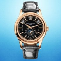 Patek Philippe 5205R-010 Rose gold 2016 Annual Calendar 40mm pre-owned United States of America, New York, New York