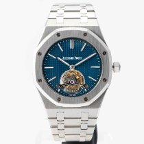 Audemars Piguet Royal Oak Tourbillon 26510ST.OO.1220ST.01 Ubrukt Stål 41mm Manuelt