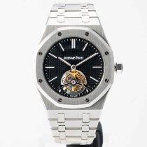 Audemars Piguet Royal Oak Tourbillon Steel Black United States of America, Massachusetts, Boston