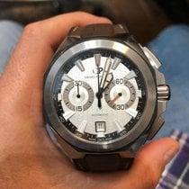 Girard Perregaux Chrono Hawk Steel 45mm Silver