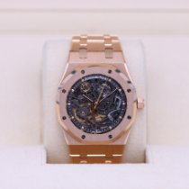 Audemars Piguet Royal Oak Selfwinding Rose gold 39mm Transparent No numerals United States of America, Tennesse, Nashville