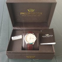 Philip Watch Blaze Steel 41mm No numerals