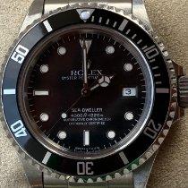 Rolex Sea-Dweller 4000 16600 Tritium 1991 pre-owned