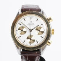 Omega Speedmaster Reduced Gold/Steel 38mm White No numerals United States of America, Arizona, Tucson