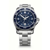 Victorinox Swiss Army Zeljezo 43mm Kvarc 241602 nov
