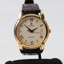 Concord Yellow gold 35mm Quartz Concord Impresario 50-C2-212 pre-owned United States of America, Arizona, Tucson