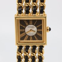 Chanel Mademoiselle Yellow gold 22mm Gold Roman numerals United States of America, Arizona, Tucson