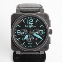 Bell & Ross BR 01-94 Chronographe Steel 46mm Black Arabic numerals United States of America, Arizona, Tucson