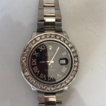 Rolex Datejust II Steel 41mm Black Roman numerals United States of America, Nevada, las vegas