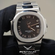 Patek Philippe Nautilus Steel 42mm Black Roman numerals United States of America, Texas, Laredo