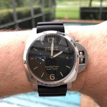 Panerai Luminor Marina 1950 3 Days Automatic Steel 42mm Black Arabic numerals United States of America, Florida, Sarasota