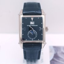 Girard Perregaux 25800-53-851-BA6A Or blanc Vintage 1945 32mm occasion