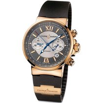 Ulysse Nardin Marine Chronograph 356-66-3/319 nuevo