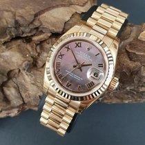 Rolex 179175 Or rose 2020 Lady-Datejust 26mm nouveau