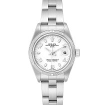 Rolex Oyster Perpetual Lady Date Steel 25mm White Arabic numerals United States of America, Georgia, Atlanta